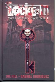 Locke & Key Welcome to Lovecraft Hardcover Joe Hill Graphic Novel IDW Publishing